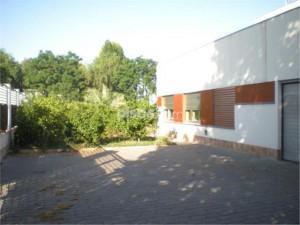 Jardín exterior