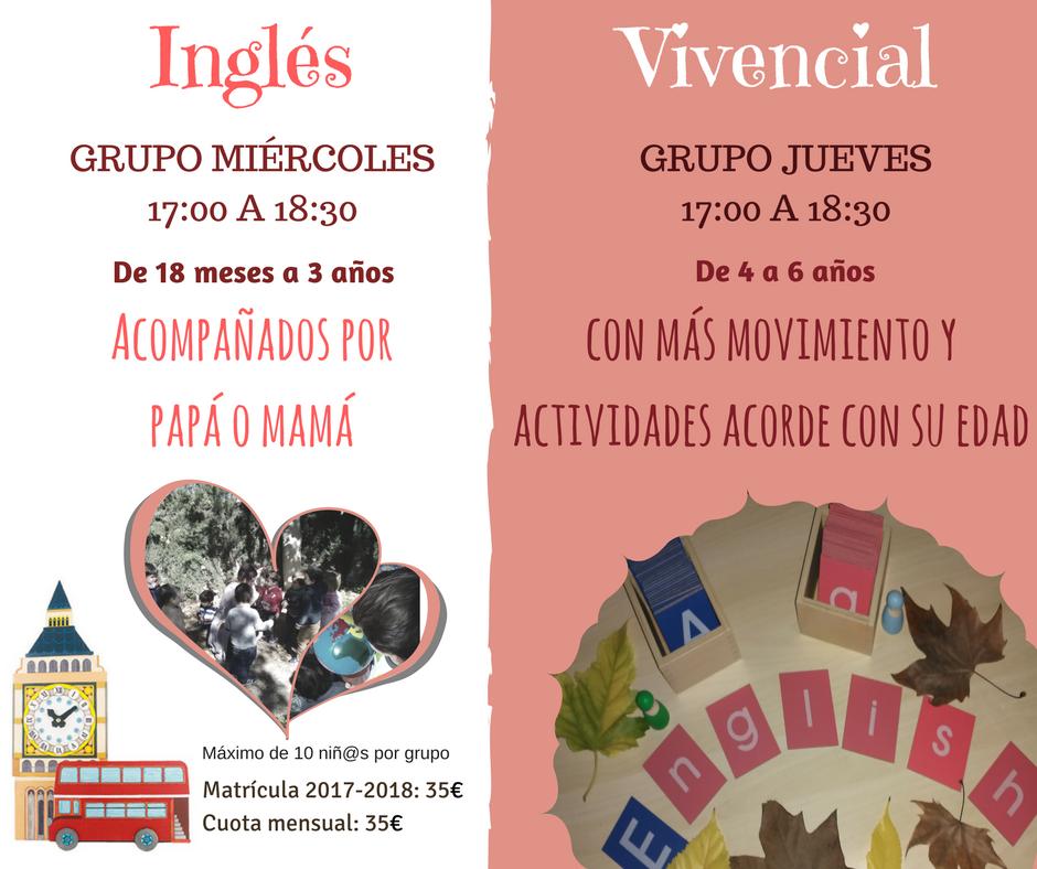 Inglés Vivencial