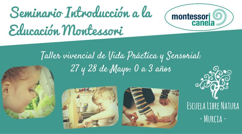 Seminarios Introducción a la Educación Montessori (1)