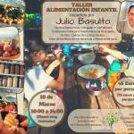Alimentación Infantil - Julio Basulto