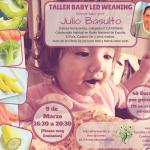 Baby Led Weaning Julio Basulto